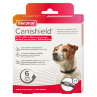 Collier Antiparasitaire CaniShield