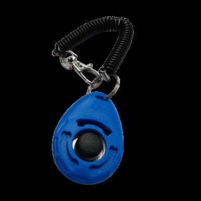 clicker bleu