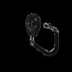 clicker noir chien