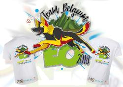 Belgium EO Team 2018