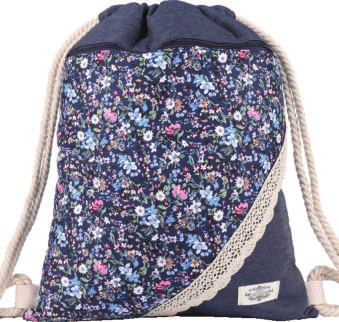GYMBAG PATCHWORK 100% COTON MODELE 16