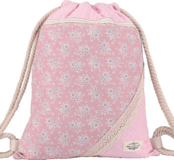 GYMBAG PATCHWORK 100% COTON MODELE 8