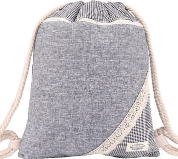 GYMBAG PATCHWORK 100% COTON MODELE 10