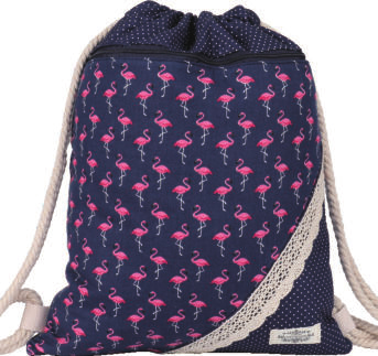 GYMBAG PATCHWORK 100% COTON MODELE 13