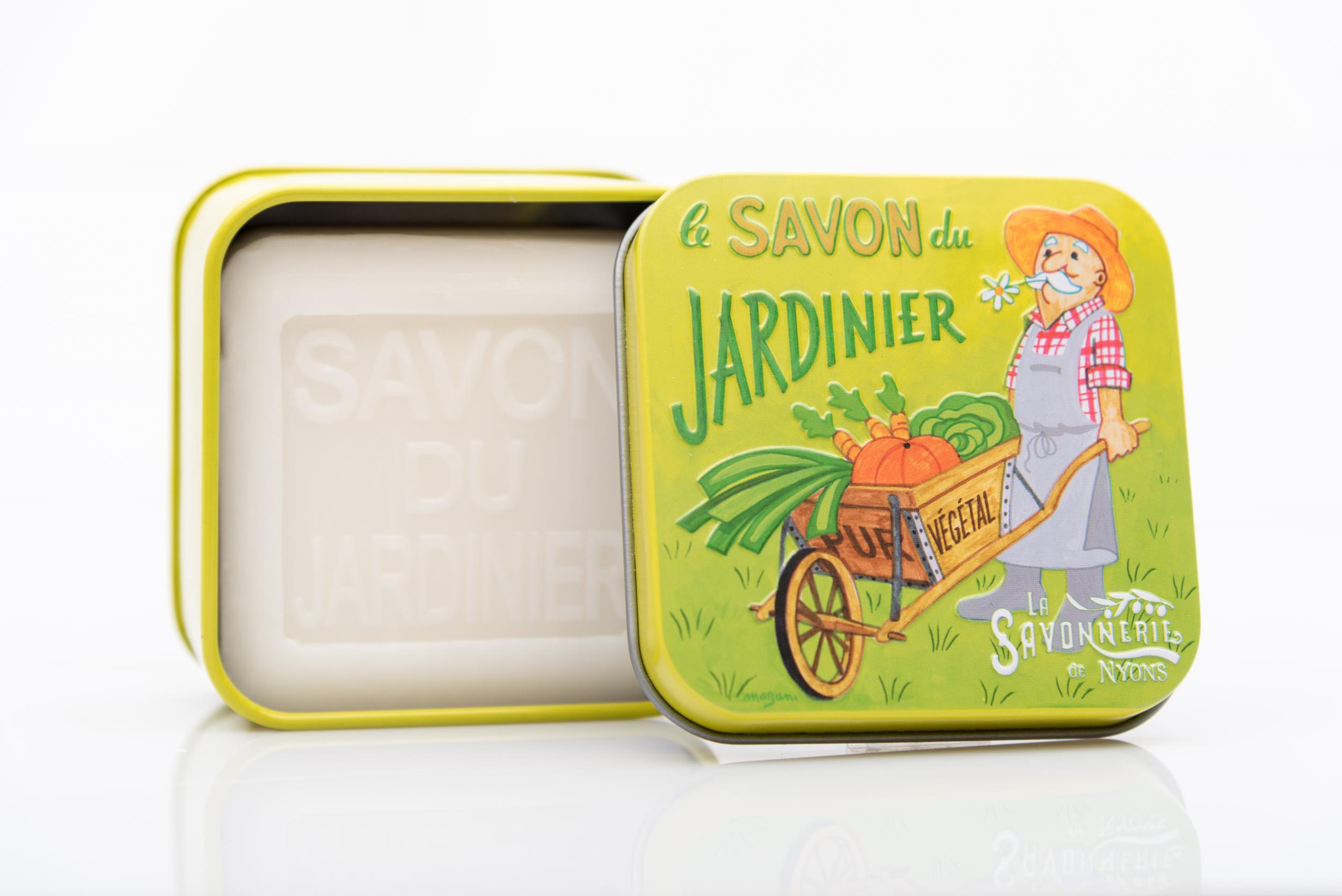 SAVON DU JARDINIER 100 GRAMMES