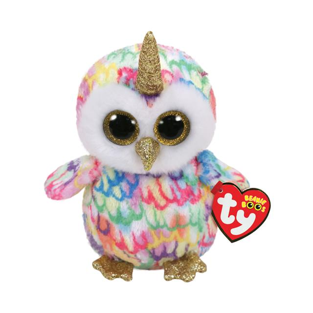 PELUCHE TY BEANIE BOOS SMALL ENCHANTED
