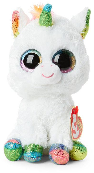 PELUCHE TY BEANIE BOOS SMALL PIXY