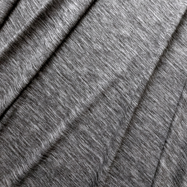 Maille sport gris noir chiné