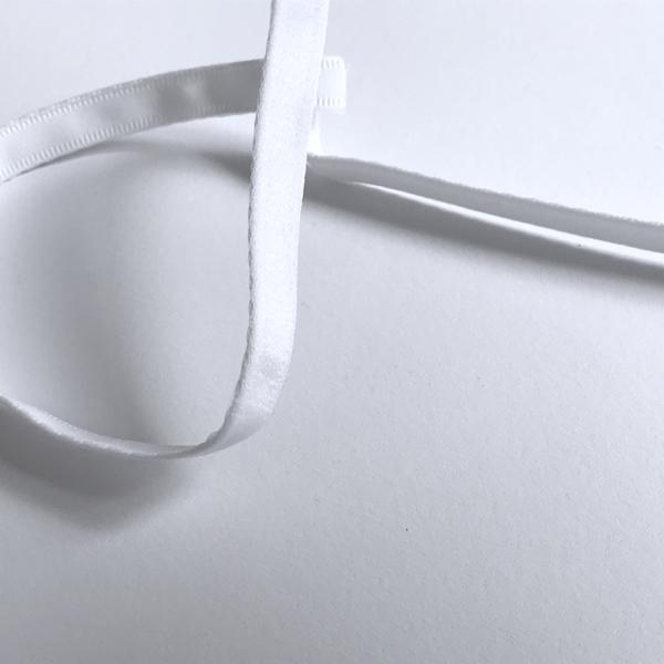 Cache armature blanc