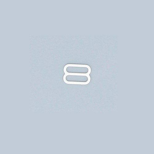 Régleur 15 mm blanc