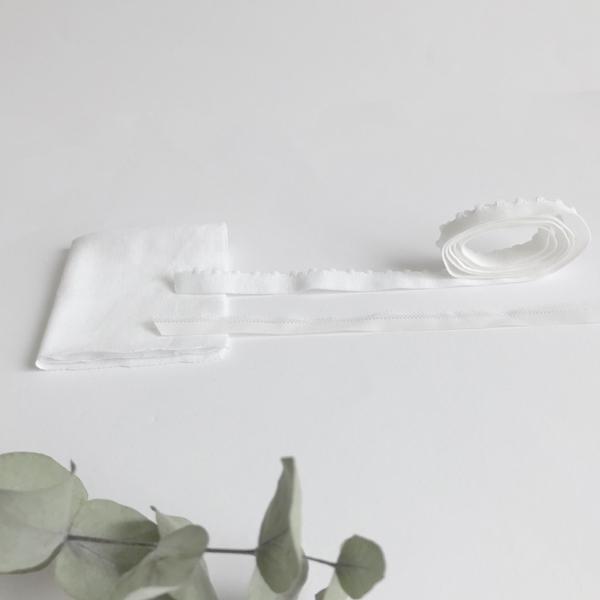 Kit lancement culotte fantaisie blanc