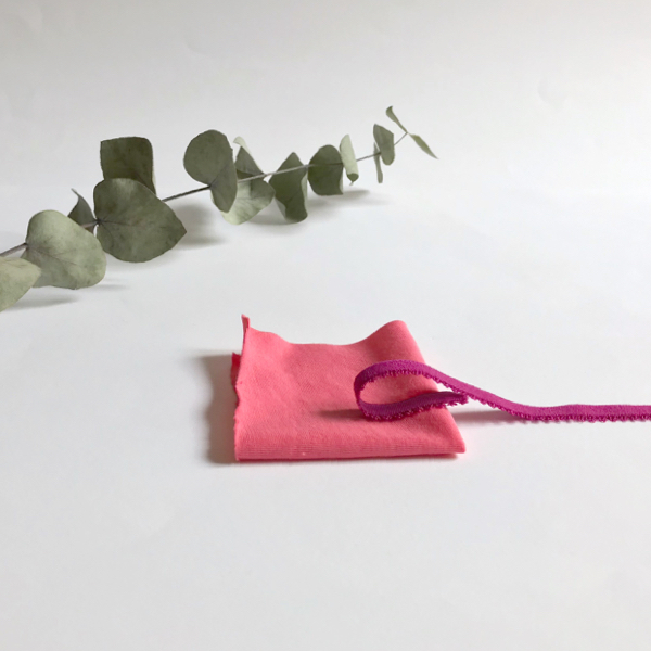 Kit lancement culotte fantaisie corail fushia