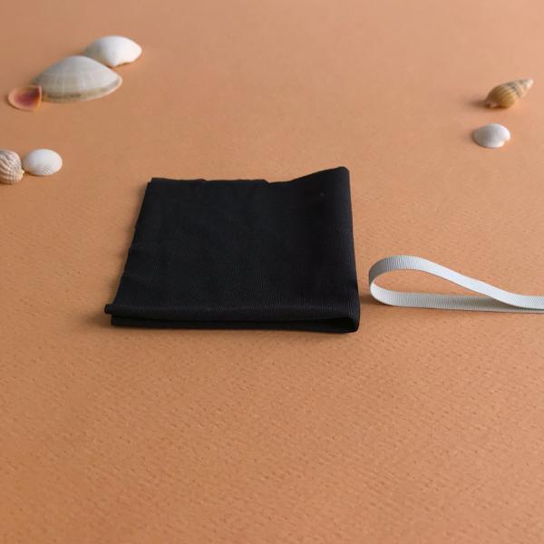 Kit lancement doublure bas de maillot de bain noir