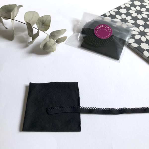Kit lancement culotte fantaisie noire