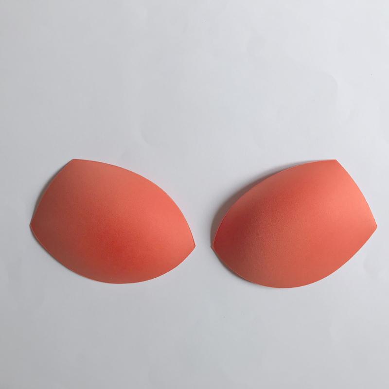 Coque soutien-gorge corbeille orange