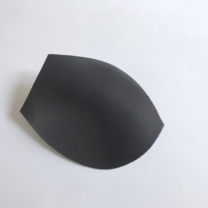 Coque soutien-gorge confort coloris noir