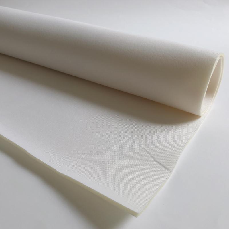 Mousse à couper lingerie coloris blanc