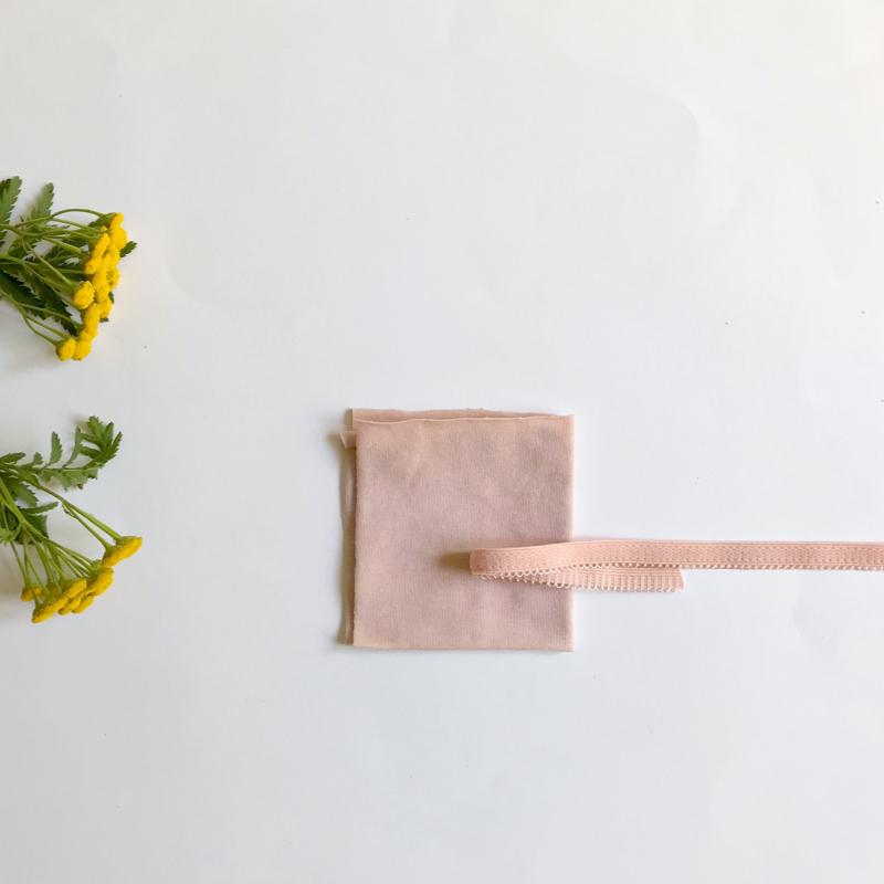 Kit lancement culotte fantaisie rose
