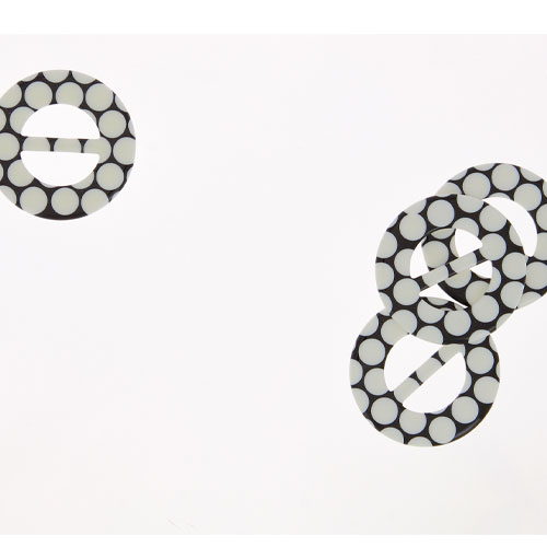 Boucle Noir & Blanc