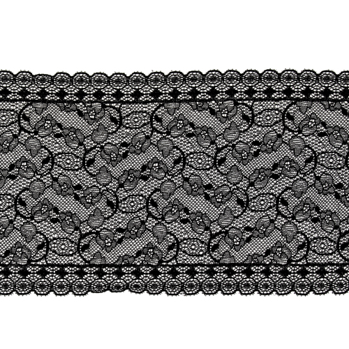 dentelle-galon-noir-petites-roses-vue1