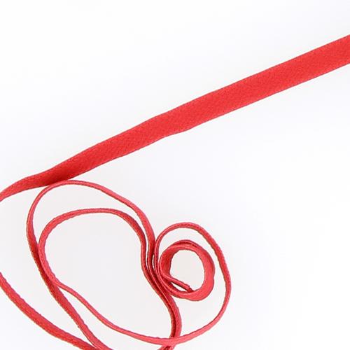 Élastique 10 mm rouge