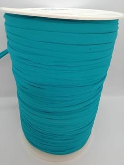 Trapilho lycra bleu turquoise