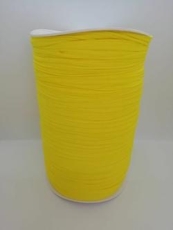 Trapilho lycra stretch jaune citron