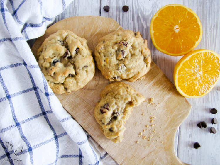 Cookies à l\'Orange