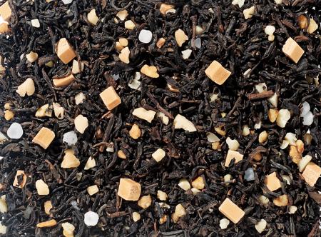 Thé noir Caramel beurre salé