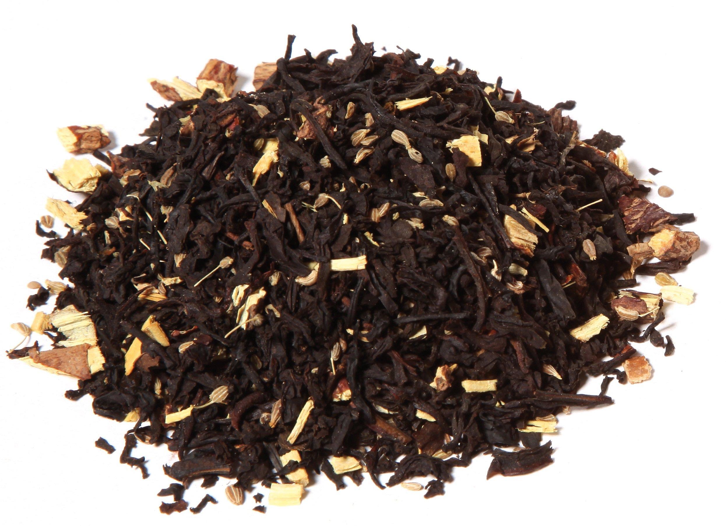 thé noir anis et réglisse