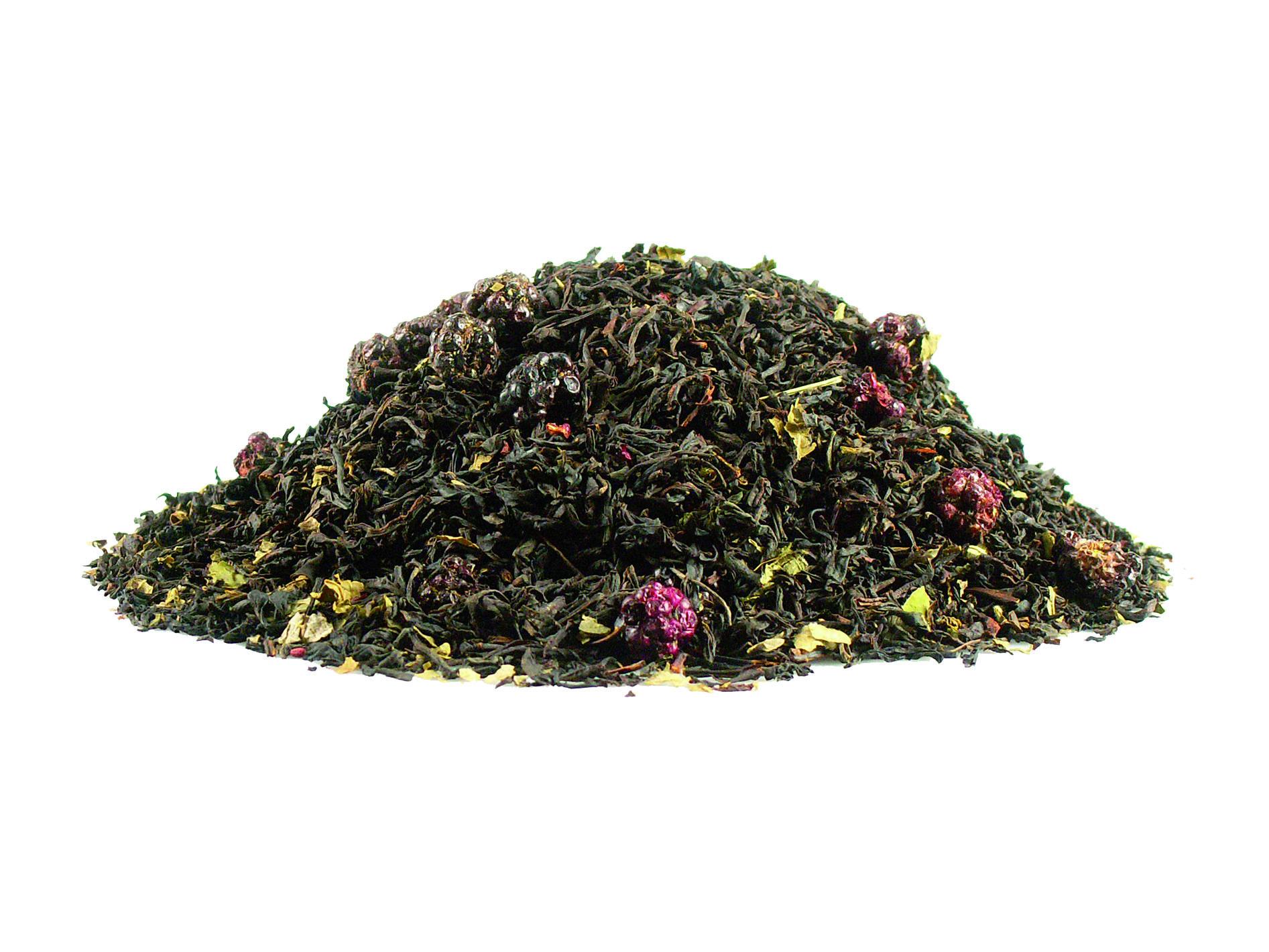 Thé noir à la Mûre