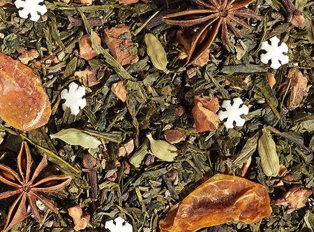 Thé vert Etoile des neiges