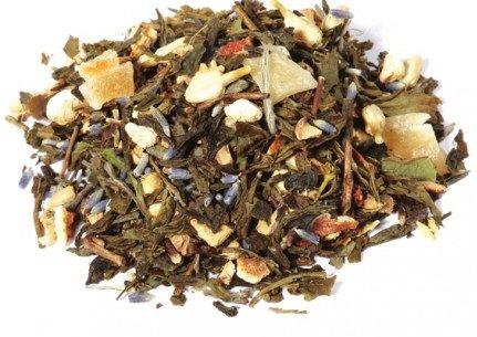Thé vert et blanc Asian Dragon