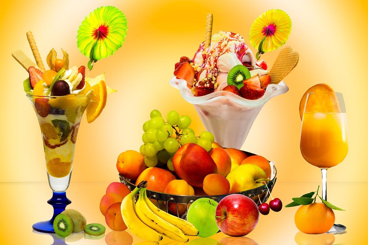 Infusion cocktail de fruit