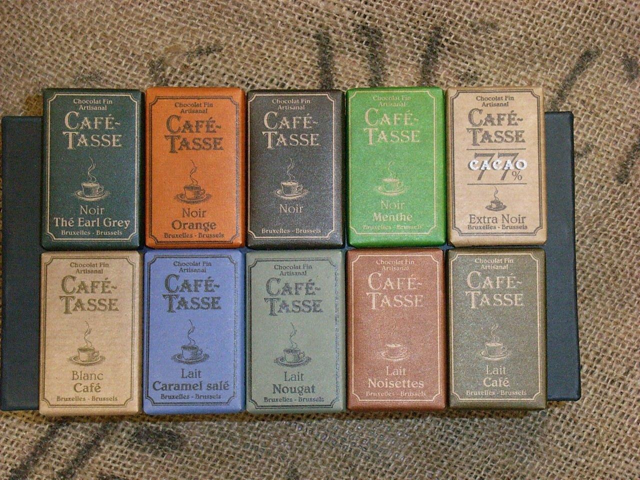 Mini Tablette chocolat 9gr