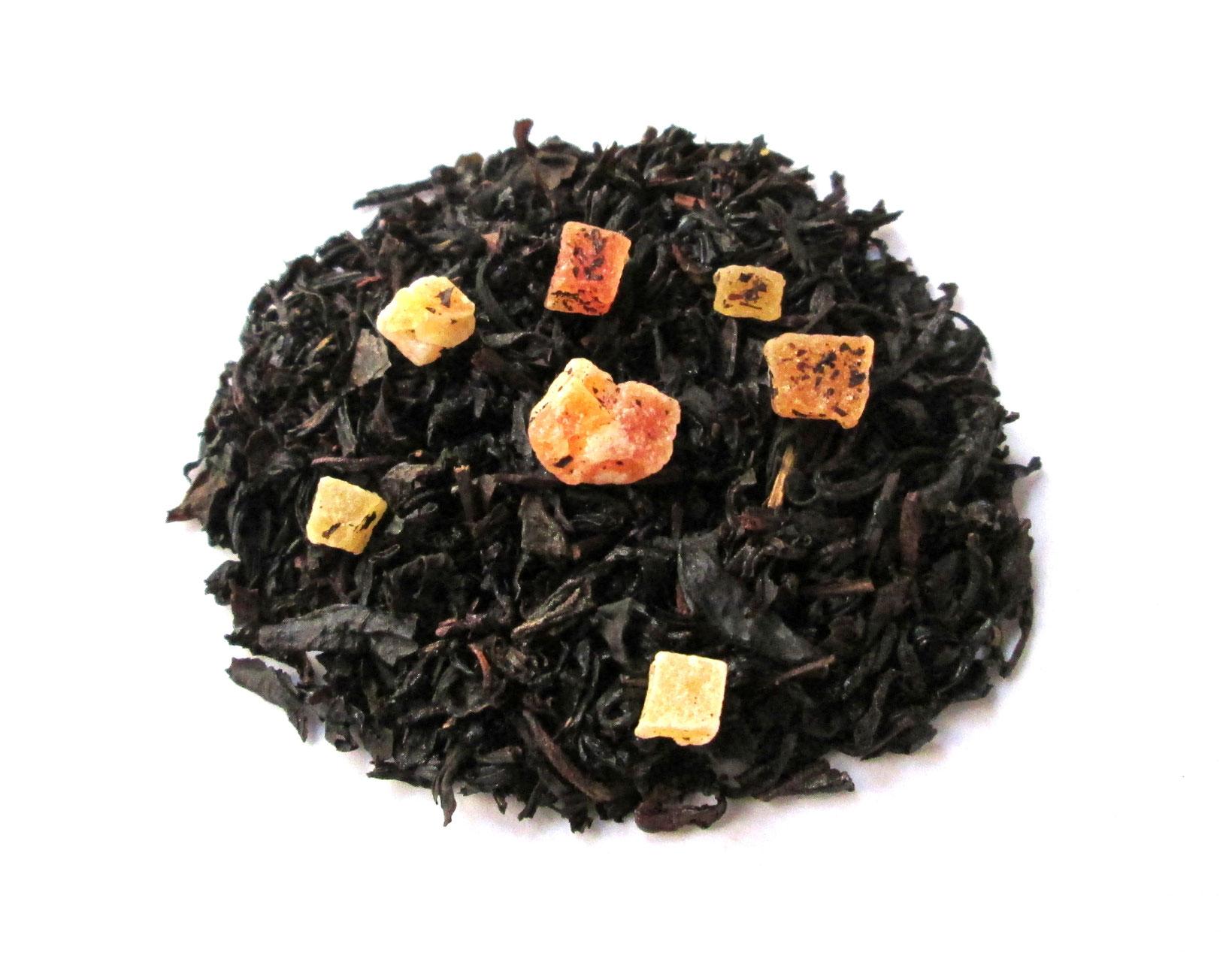 Thé noir à la Mangue Royale