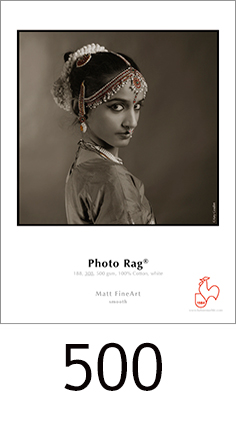 PHOTO RAG 500