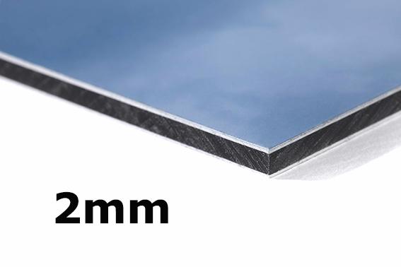 dibond 2mm supports rigides supports pour montage ph. Black Bedroom Furniture Sets. Home Design Ideas