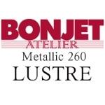 Bonjet Metallic Lustré 260Gr/m², A3, 30 feuilles / Jusqu'à épuisement des stocks