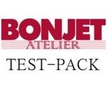 Bonjet Atelier Test Pack - A4 - 21.0 x 29.7 cm 2x10 Feuilles