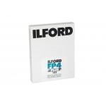 ILFORD FP4 Plus 125 ISO - Plan Films 9 x 12 cm - 25 feuilles