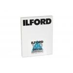 "ILFORD Delta Pro 100 ISO - 4x5"" (10,2 x 12,7 cm) - 100 feuilles"