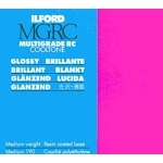 ILFORD Multigrade IV RC Cooltone 1M Brillant 190g/m², 20,3 x 25,4 cm, 100 feuilles