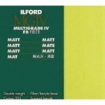 ILFORD FB Multigrade Classic 5K Matt
