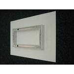 Profilés Aluminium avec Angles d'assemblage ( La paire )