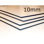 Panexpan 10mm Adhésif 1 Face - ( PVC Âme noire )