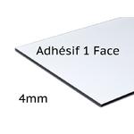 Dibond 4mm Adhésif 1 Face