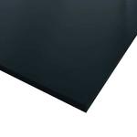 PVC Expansé Noir Adhésif 3mm