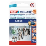 Languettes TESA Powerstrips 2Kg ( x10 )