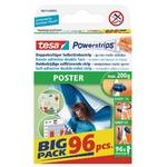 Languettes TESA Powerstrips POSTER ( x96 )